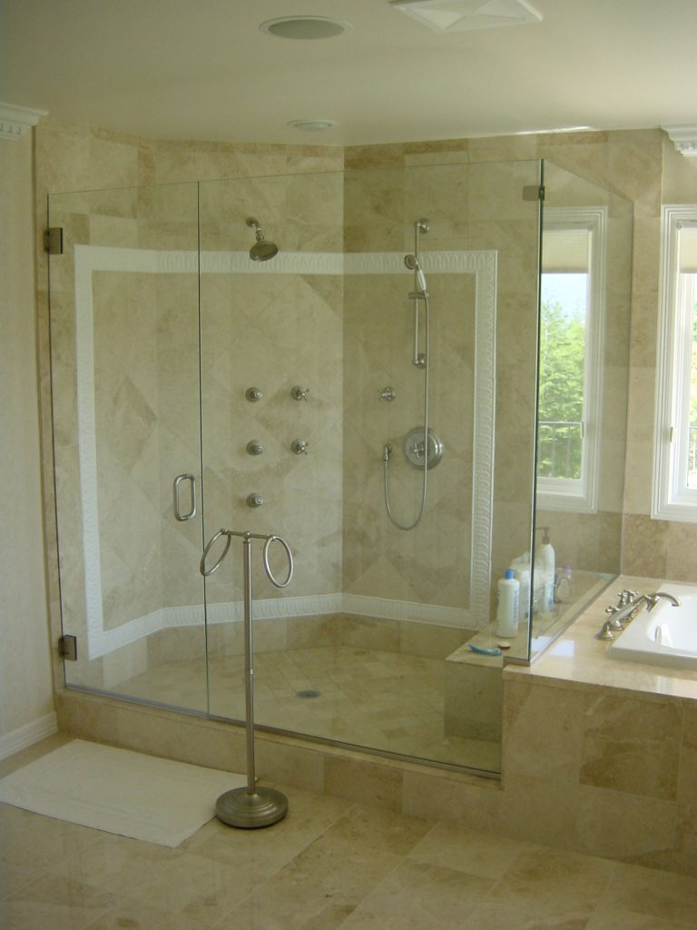 Framed Vs Frameless Glass Shower Doors Options Ideas 4 Homes