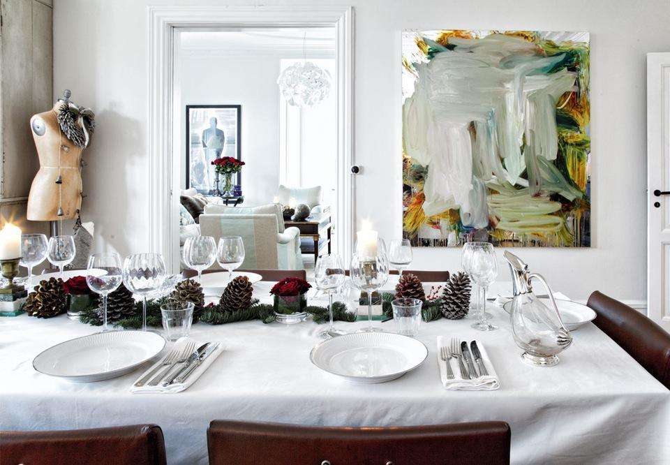 First Christmas in Copenhagen