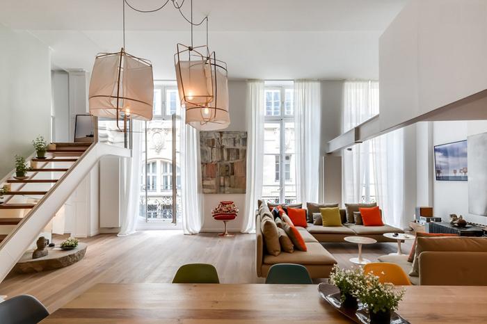 Exquisite Loft in Paris