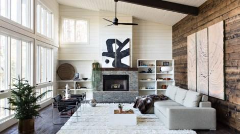 Modern Wooden House in Alabama