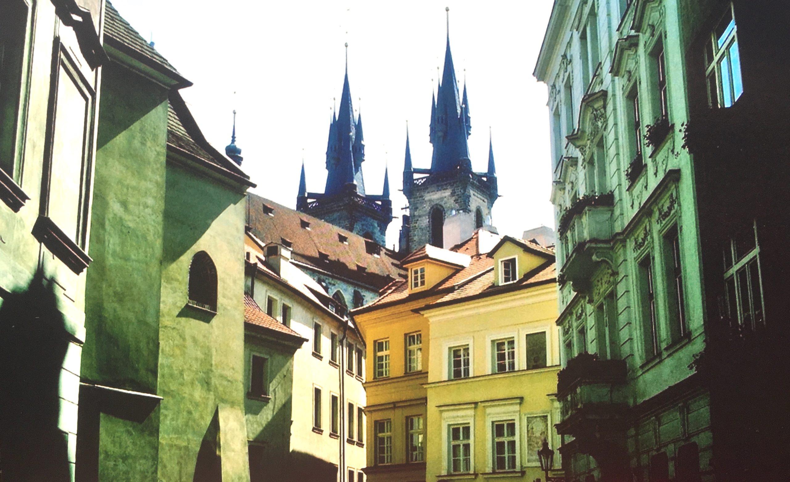 Ideas on Tour Praga
