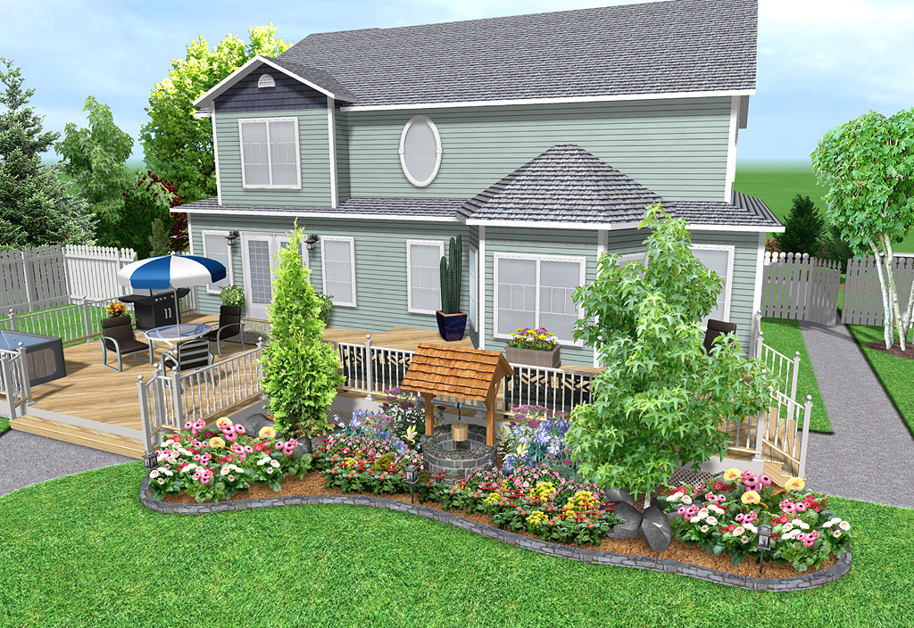 Landscape Design Free Online