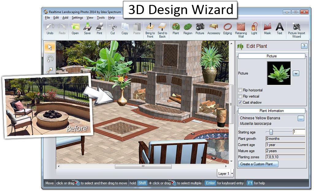 Best Free 3d Garden Design Software