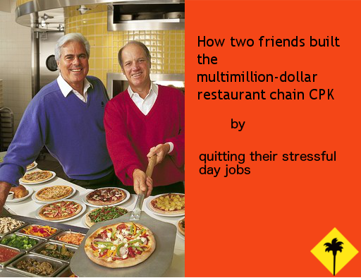 CPK - How it started