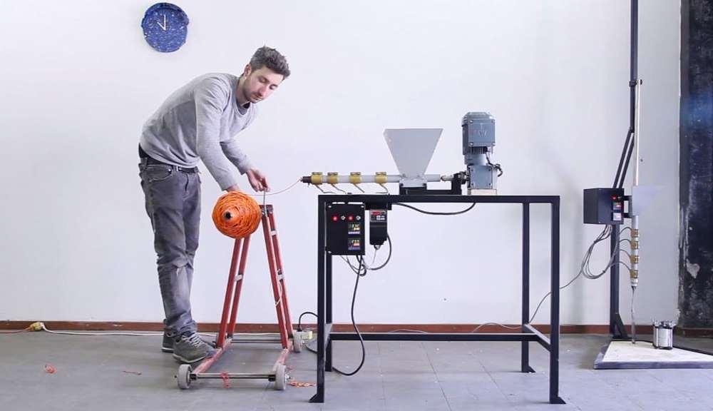 construye tu propia maquina para reciclar pl stico en casa