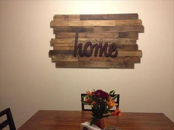 DIY Pallet Decorating Ideas You Can Do Ideas With Pallets