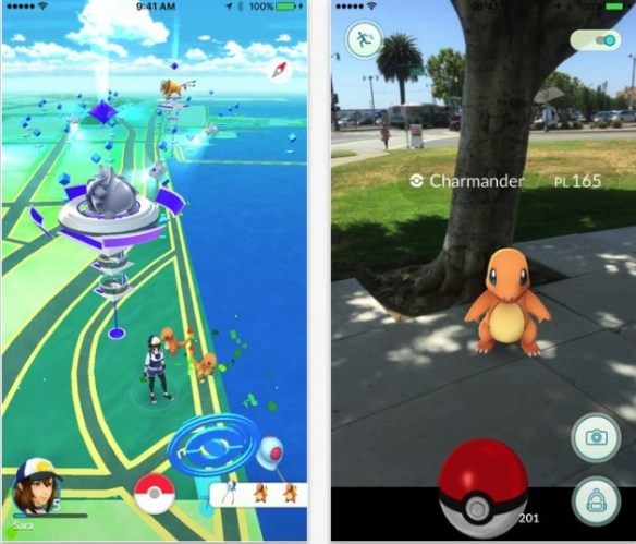 Pokemon Go come funziona