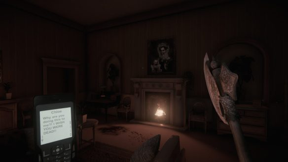 Gioco Horror per Oculus Rift - Don't Knock Twice