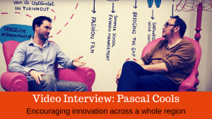 Video interview Pascal Cools (1)