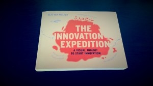 The Innovation Expedition by Gijs Van Wulfen