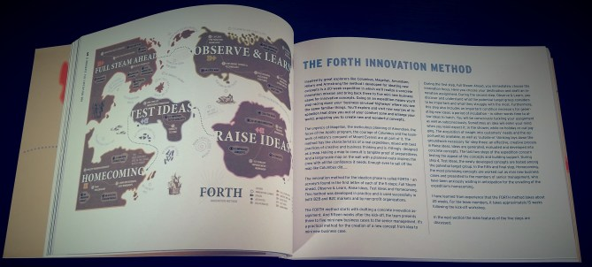 The FORTH Innovation methodology