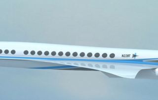 Boom Supersonic jet bought by Virgin