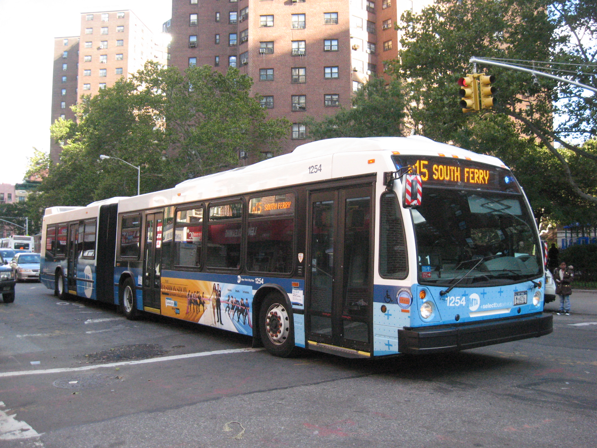 nyc bus