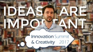 Innovation and creativity summit 2017 text cover 1
