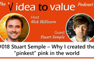 "#018 Stuart Semple - Why I created the ""pinkest"" pink in the world"