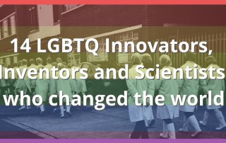 14 lgbtq innovators inventors and scientists who changed the world