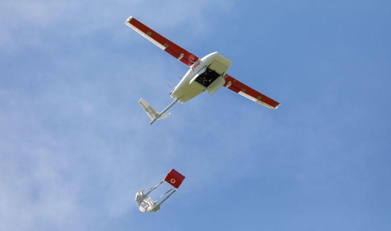 zipline blood drone innovation