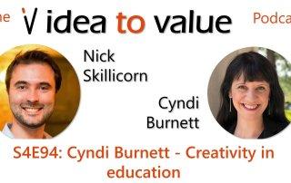 Cyndi Burnett Creativity in Education