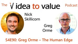 Podcast S4E90: Greg Orme – The Human Edge