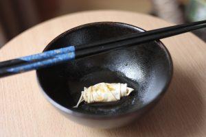 yuba, peau de lait de soja