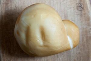 La scamorza, fromage italien