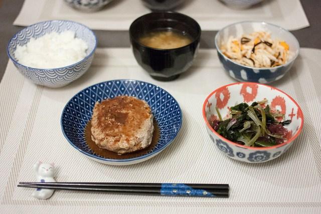 Hambagu le hamburger japonais