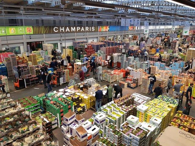 marché de Rungis
