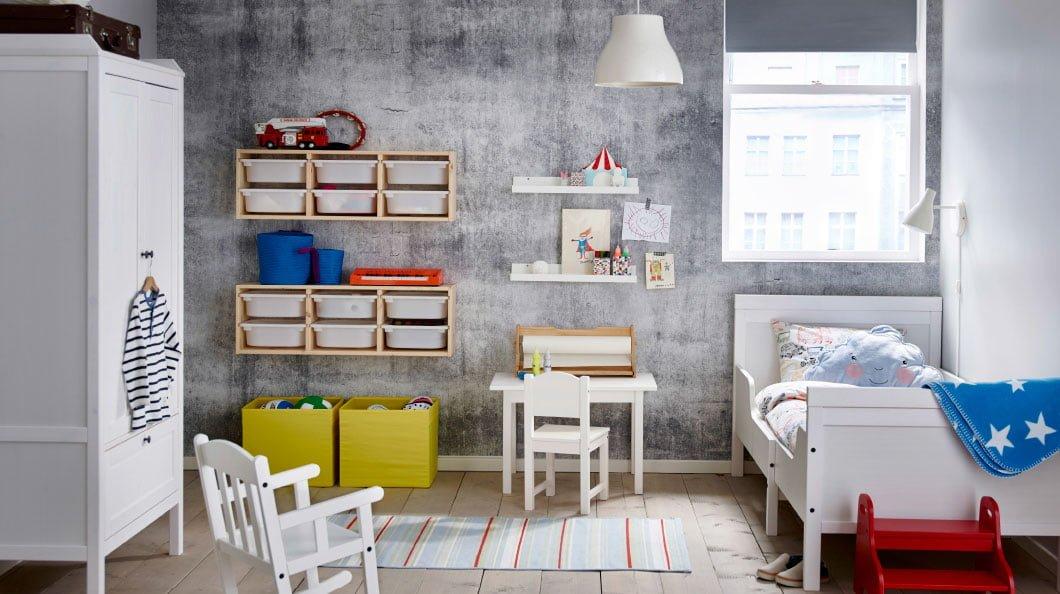 Camerette Ikea Le Soluzioni Più Belle Nel Catalogo 2017