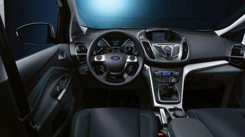 Ideenwettbewerb Ford Innenraumdesign