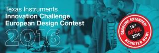 TI Innovation Challenge European Design Contest