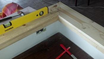 Costruire Piano Cottura In Legno : Fare una base dappoggio in legno per il piano cottura del gazebo