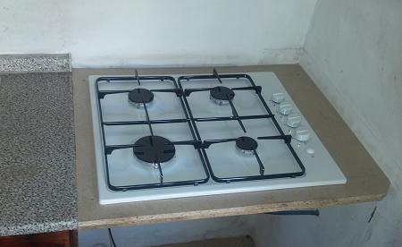 Fare una base d 39 appoggio in legno per il piano cottura del gazebo - Piano cucina fai da te ...
