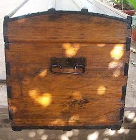 Come restaurare un vecchio baule di legno primi \'900 – www ...