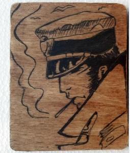 portafoglio magico fai da te legno