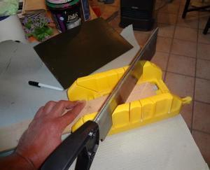taglia cornici