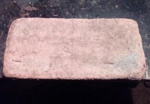mattoncino sabbiato faccia a vista