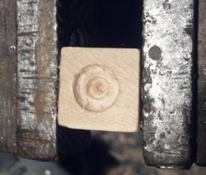 fare asola sul legno