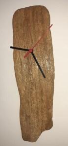 orologio fai da te legno