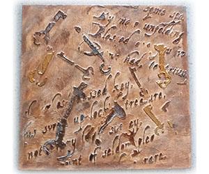 Tableau de Frédérique Gillet