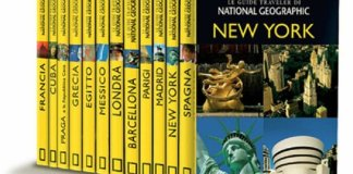Gratis una delle 20 guide National Geographic