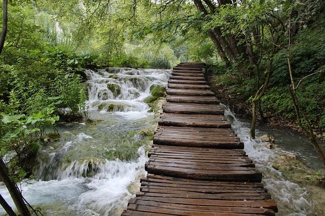 Il Parco Nazionale dei Laghi di Plitvice