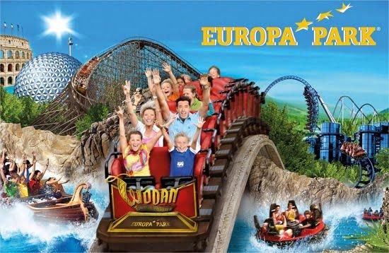 Le date di apertura dei principali parchi divertimento in Italia e in Europa