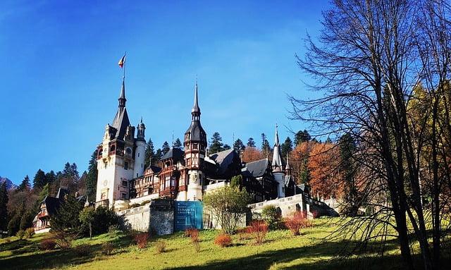 perchè-visitare-la-romania-castello-peles