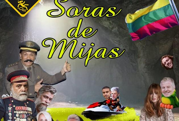Ideia Errada #04: Soras de Mijas