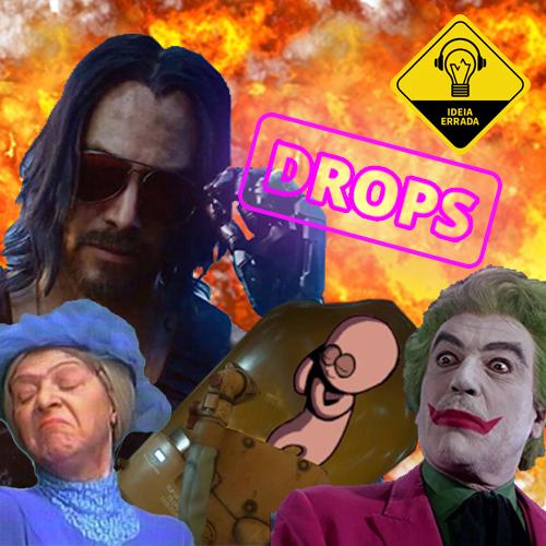 Drops Errado: Death Stranding Joker e dona Clotilde