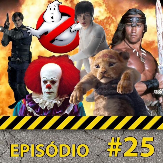 Ideia Errada #25: Remakes
