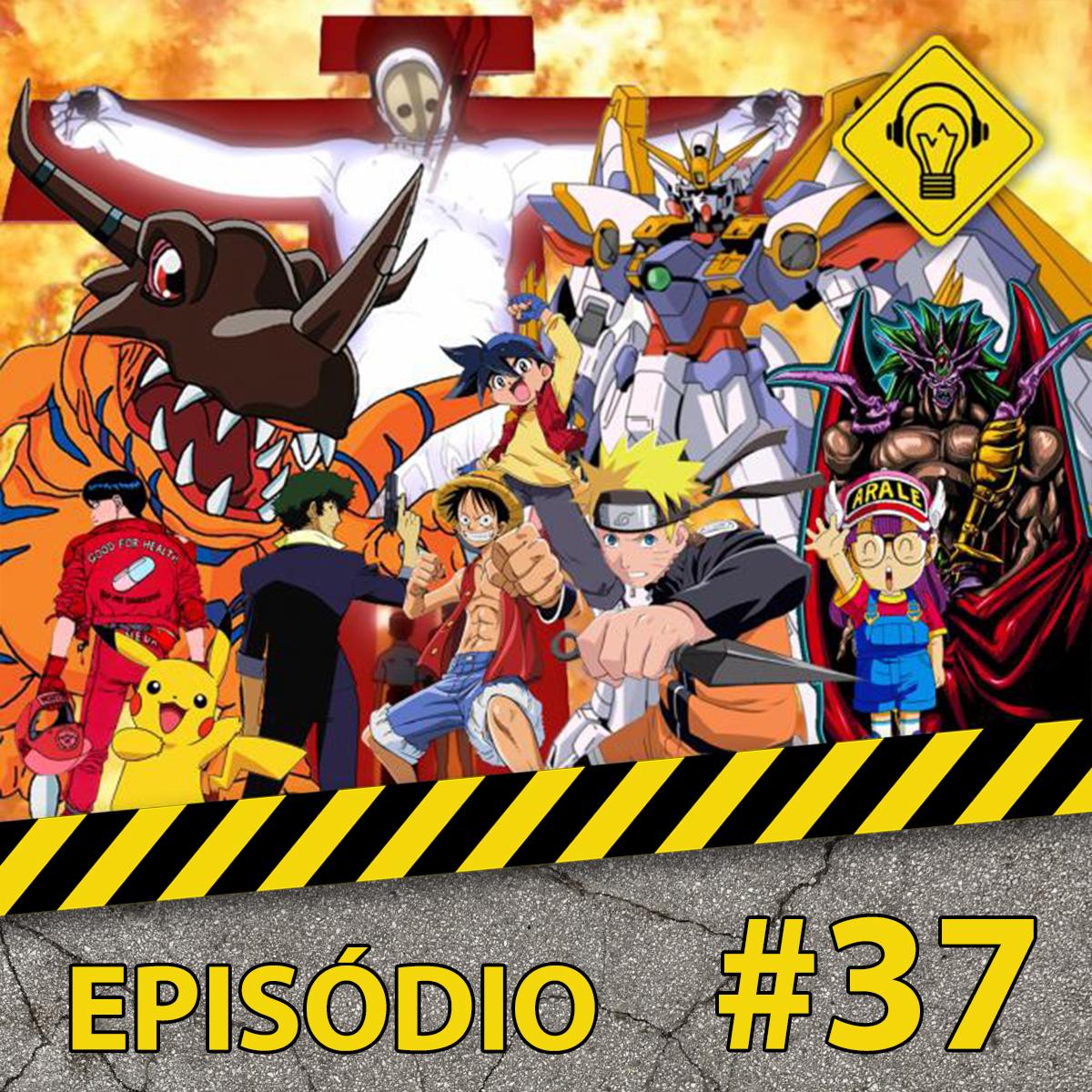 Ideia Errada #37: Animes Revolucionários