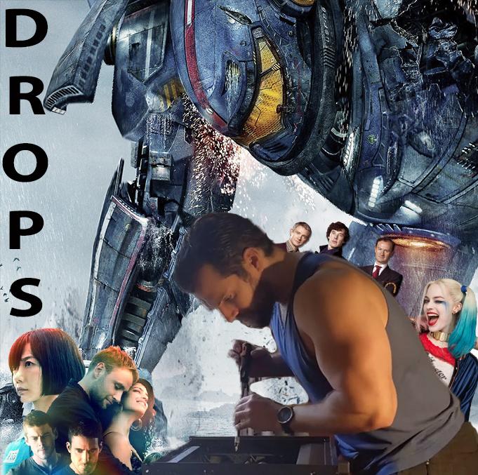 Drops Errado: Circulo do Cavill