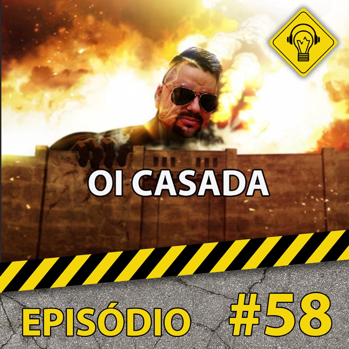 Ideia Errada #58: Attack on Titan primeira e segunda temporada