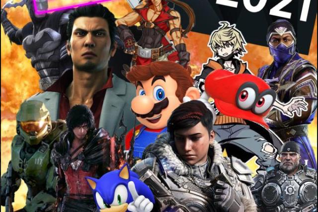 Drops Errado: E3 2021